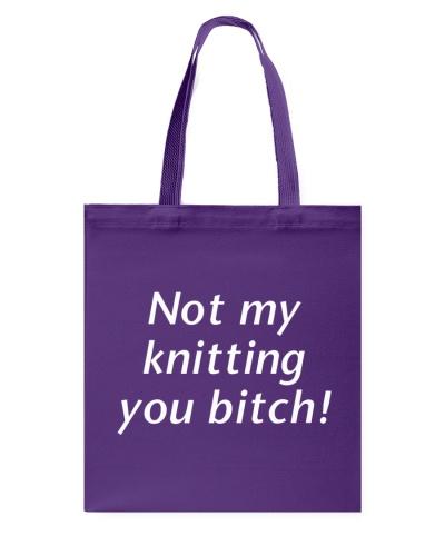Not-My-Knitting