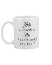 Yes-Icrochet-No-I-Cant-Make-You-That Mug back