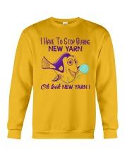 Oh-Look-New-Yarn Crewneck Sweatshirt thumbnail