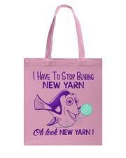 Oh-Look-New-Yarn Tote Bag thumbnail