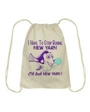 Oh-Look-New-Yarn Drawstring Bag thumbnail
