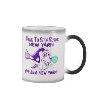 Oh-Look-New-Yarn Color Changing Mug thumbnail