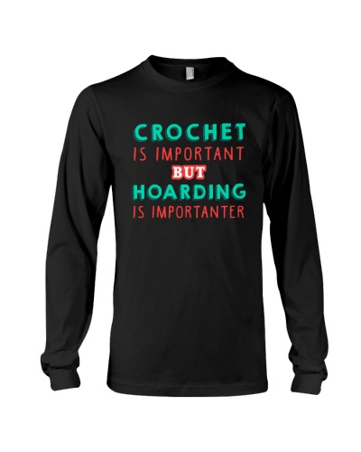 crochet is important