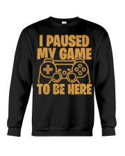 Gaming Gamer Nerd Console Controller Pc Game Funny Crewneck Sweatshirt thumbnail