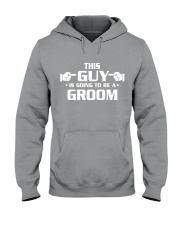 GROOM shirts - Husband shirts - husband gifts Hooded Sweatshirt thumbnail