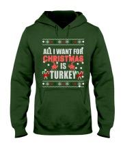 Turkey shirts - Christmas shirts - Xmas gift Hooded Sweatshirt thumbnail