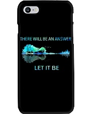 There Will Be An Answer Let It Be Guitar Lake Shad Phone Case thumbnail