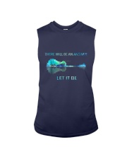 There Will Be An Answer Let It Be Guitar Lake Shad Sleeveless Tee thumbnail
