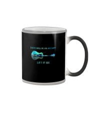 There Will Be An Answer Let It Be Guitar Lake Shad Color Changing Mug thumbnail