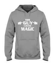 MAGIC - magic shirts - magic gifts Hooded Sweatshirt thumbnail