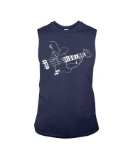 Mens Bass Guitar Player Music Guitarist Musician R Sleeveless Tee thumbnail