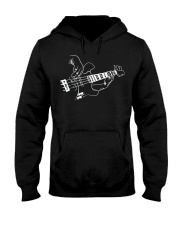 Mens Bass Guitar Player Music Guitarist Musician R Hooded Sweatshirt thumbnail