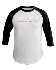 Gamer Dad Call of Daddy Shirt Parenting Ops Baseball Tee thumbnail