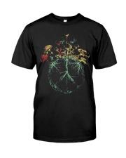 MUSHROOM-HIPPIE Classic T-Shirt front