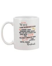 Limited Editions Mug back