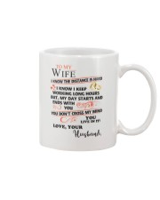 Limited Editions Mug front