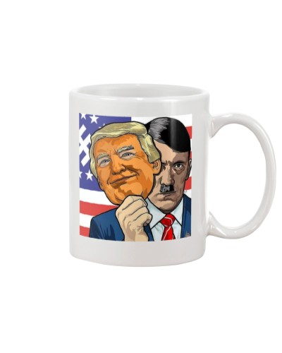 Trump Is Hitler Mug