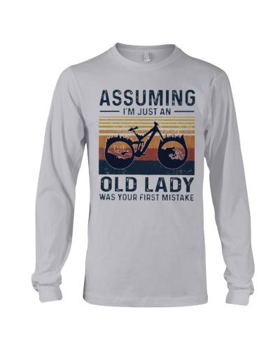 Biking mountain women3 - Limited Edition
