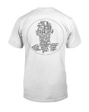 Papa Charlie Classic T-Shirt back