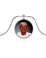 Papa Charlie Metallic Circle Necklace thumbnail