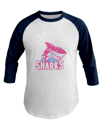 Father Daddy sharks doo doo doo Gift For Father