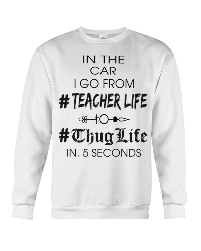 TEACHER LIFE TO THUG LIFE IN 5 SECONDS