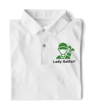 Lady Golfer Classic Polo front