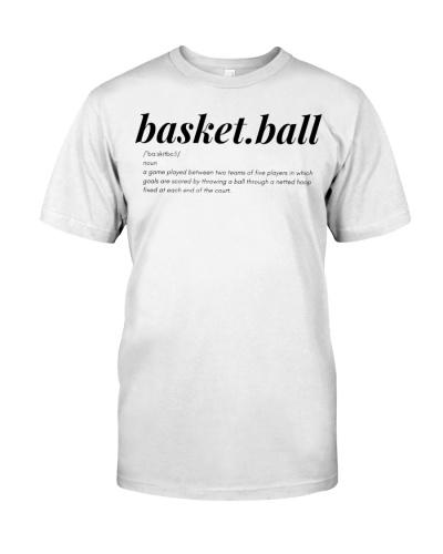 Basketball Basketball tee Sports tee