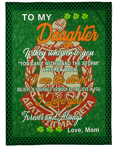 Irish To my daughter gift of mom