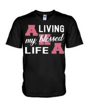 A-K-A V-Neck T-Shirt thumbnail