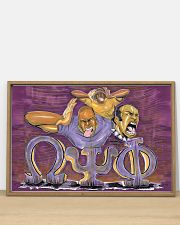 Omega Psi Phi 36x24 Poster poster-landscape-36x24-lifestyle-03