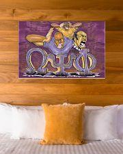 Omega Psi Phi 36x24 Poster poster-landscape-36x24-lifestyle-23