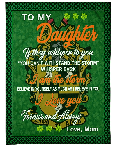 Irish To my daughter i love you forever and always