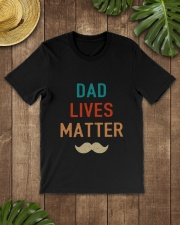 Dad Lives Matter Classic T-Shirt lifestyle-mens-crewneck-front-18