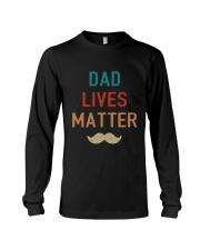 Dad Lives Matter Long Sleeve Tee thumbnail