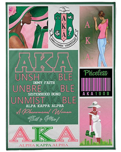 That's me- Alpha Kappa Alpha