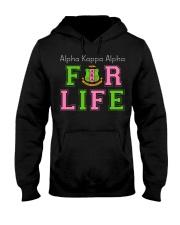 Alpha Kappa Alpha for life Hooded Sweatshirt thumbnail