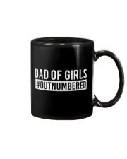 DAD OF GIRLS Mug thumbnail