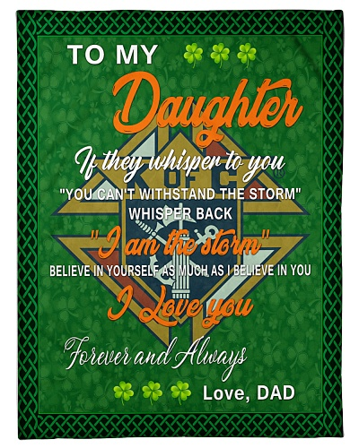 Knights of Columbus to my daughter i love you