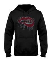 Delta Sigma Theta kiss transfer Hooded Sweatshirt thumbnail