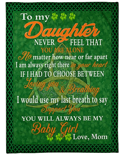 you will always be my baby girl gift of mom