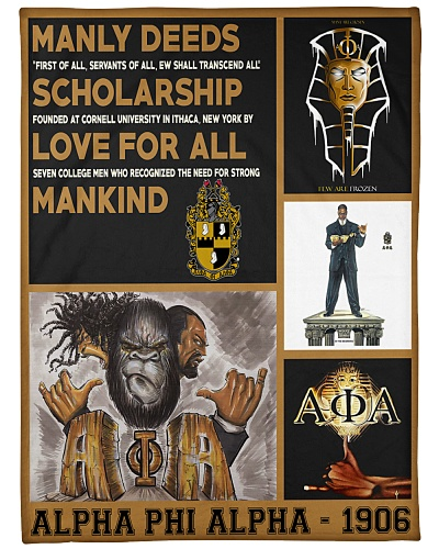 Alpha Phi Alpha recognized for strong mankind