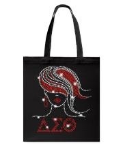 Afro Girls Delta Sigma Theta Sorority Tote Bag thumbnail