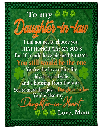 To my daughter- in- law gift of mom
