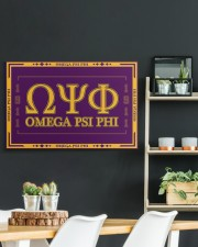 Omega Psi Phi 30x20 Gallery Wrapped Canvas Prints aos-canvas-pgw-30x20-lifestyle-front-04