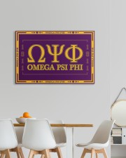 Omega Psi Phi 30x20 Gallery Wrapped Canvas Prints aos-canvas-pgw-30x20-lifestyle-front-05