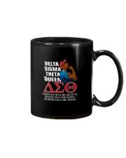 Delta Sigma Theta Queen Mug thumbnail