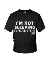 I'M NOT SLEEPING Youth T-Shirt thumbnail