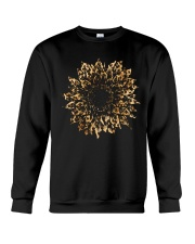 Leopard Sunflower Crewneck Sweatshirt thumbnail