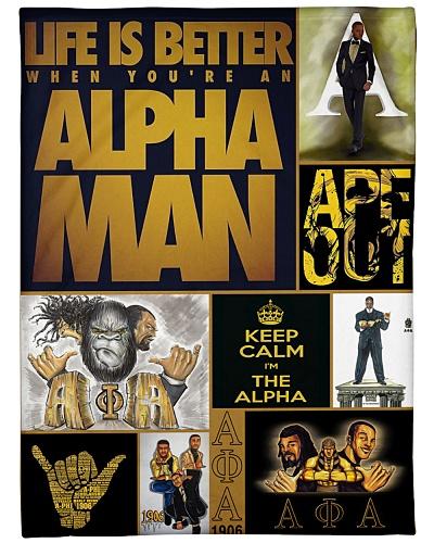 Keep calm i'm  the Alpha Phi Alpha